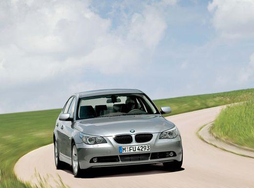 BMW 520d, 상반기에만 5,000대 이상 팔려