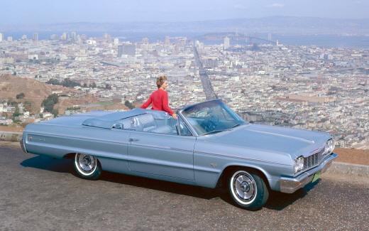 쉐보레 임팔라, 미국 자동차 혁신을 상징하다