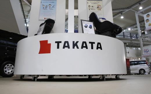 타카타 에어백, 자동차회사에 손해 보상