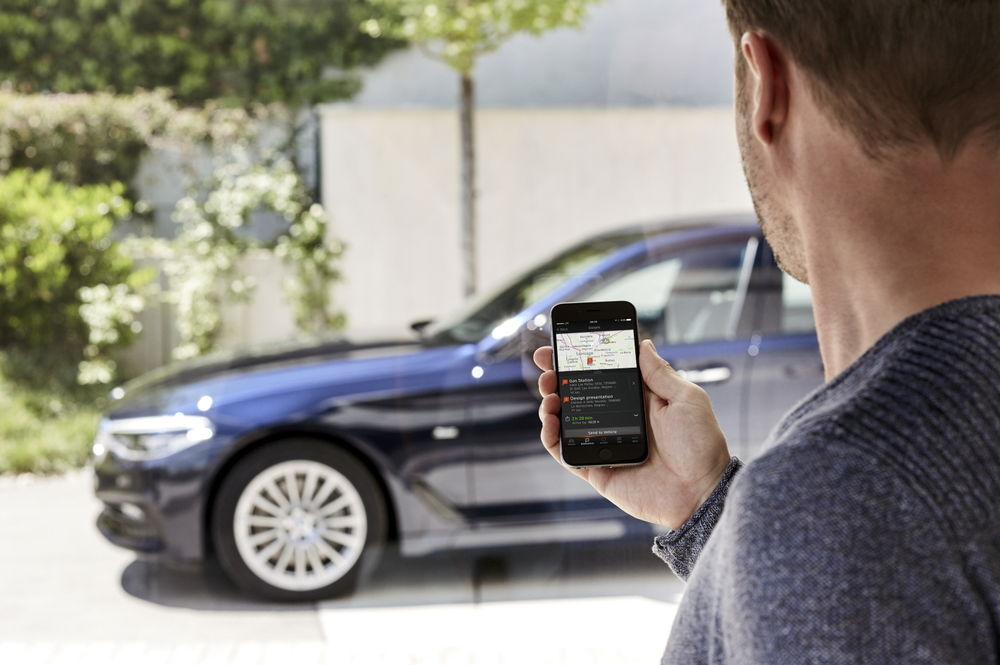 BMW, 연결성 기술 '커넥티드드라이브' 출시 20주년 맞아