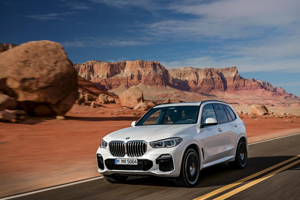 BMW, 4세대 X5 발표…국내 연말 출시