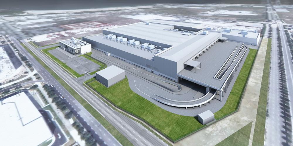 다이슨, 2021년 싱가포르에 전기차공장 건립