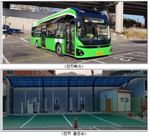 서울시, 전기 시내버스 29대 순차 도입