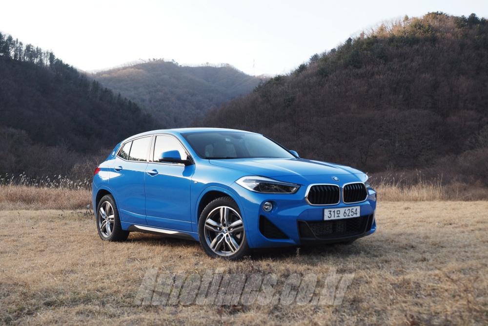쿠페형 SUV의 영역 확장, BMW X2