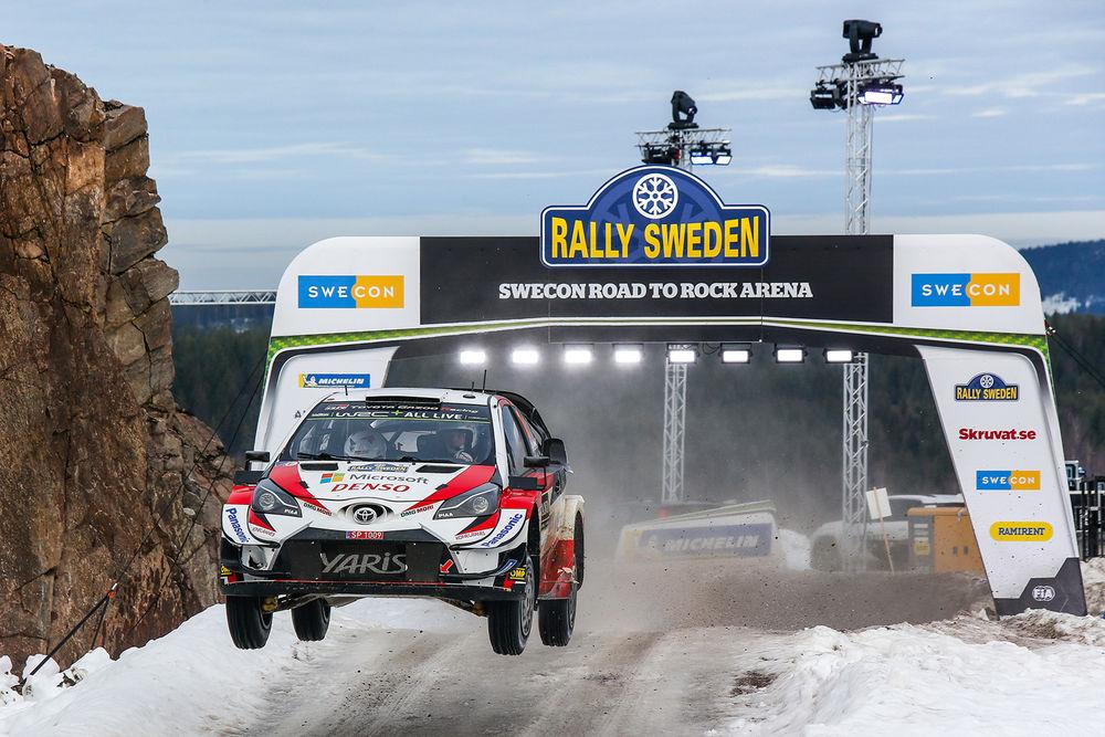 토요타가주레이싱, 2019 WRC 2차전 우승